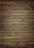 Brown wood barn Rubber Floor Mat
