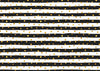 Gold dot pattern backdrop black and white stripes