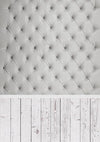 Grey headboard wall backdrop with floor-cheap vinyl backdrop fabric background photography