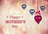 Love backdrops Mother's Day background