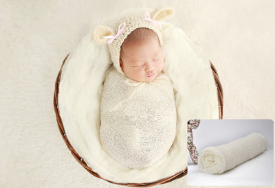 Props studio newborn baby photography wrap gauze-cheap vinyl backdrop fabric background photography