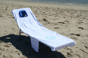 Ostrich Custom Fitted Chaise Towel
