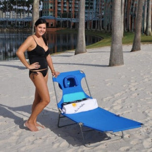 **PRE-ORDER NOW - SHIPS APROX 6/25/20** Ostrich Ladies Comfort Lounger