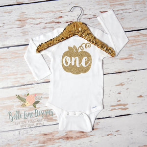 """One"" Pumpkin 