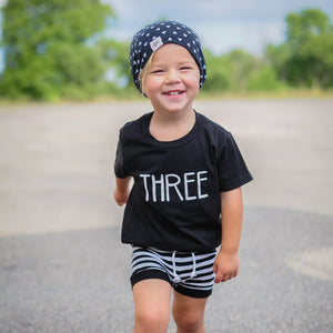 "Third Birthday ""THREE"" 