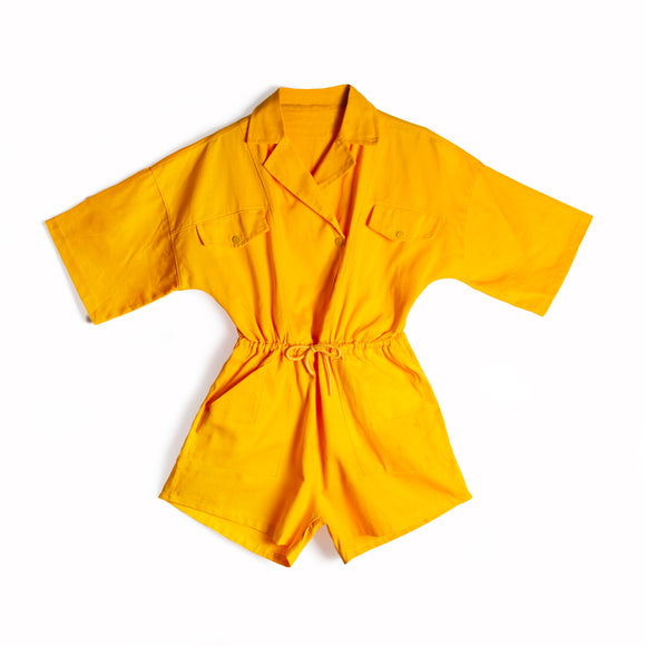 Canary romper