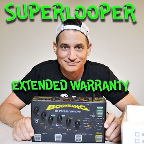 SuperLooper Extended Warranty