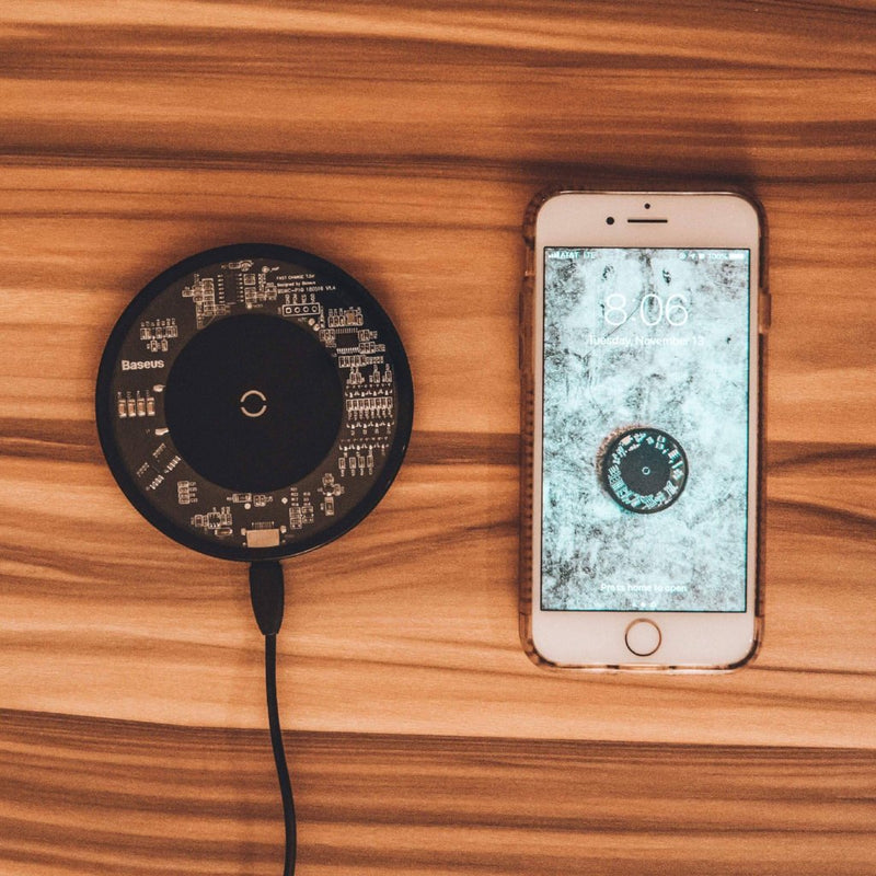 The Rogue Wireless Charging Pad