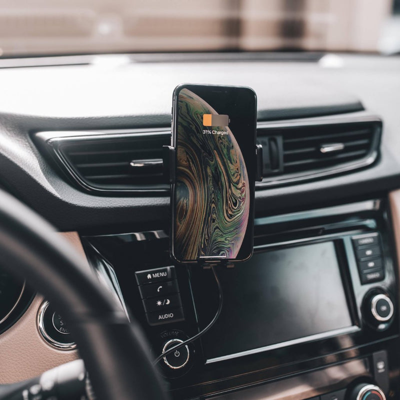 The Cobra Pro Wireless Charging Mount
