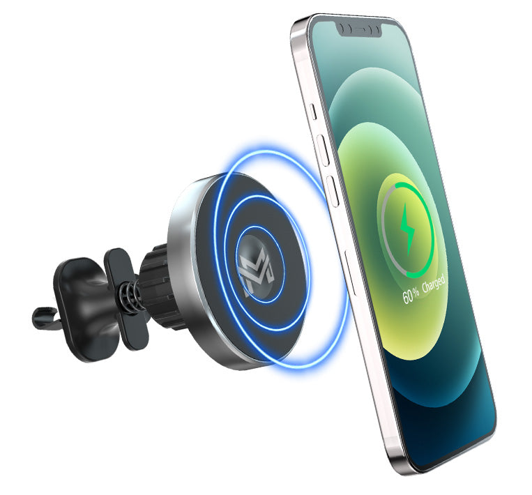 (Pre-Sale) iPhone 12 Wireless Charging Car Mount