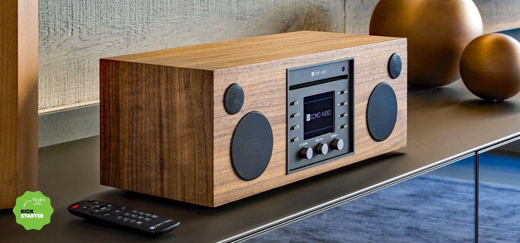 Musica Walnut Black