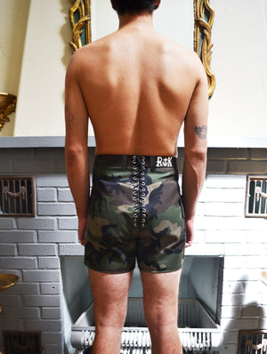 Camouflage Sailor Shorts