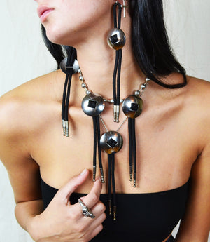 Single Bolo Ball Chain