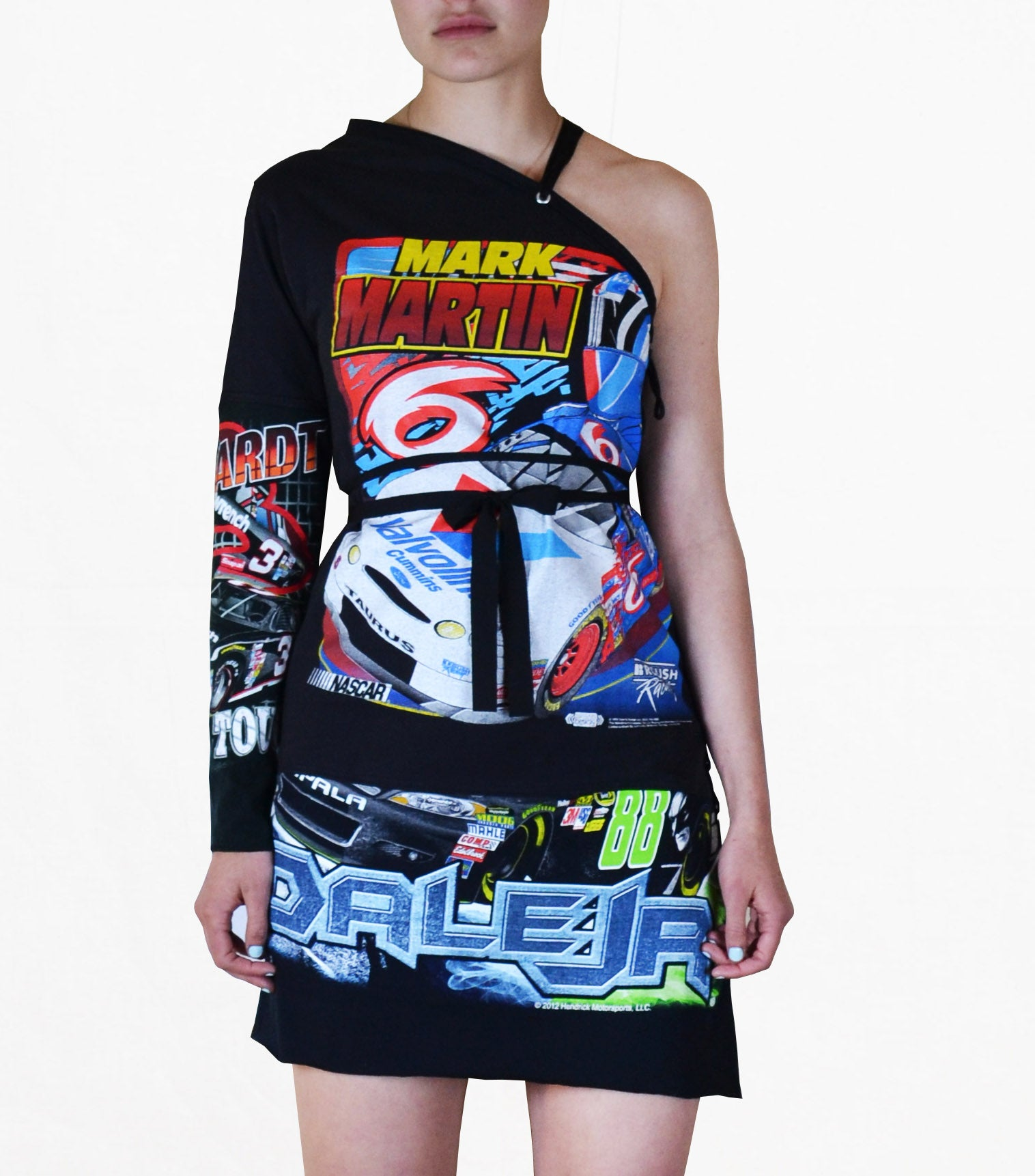 RACING MINI DRESS