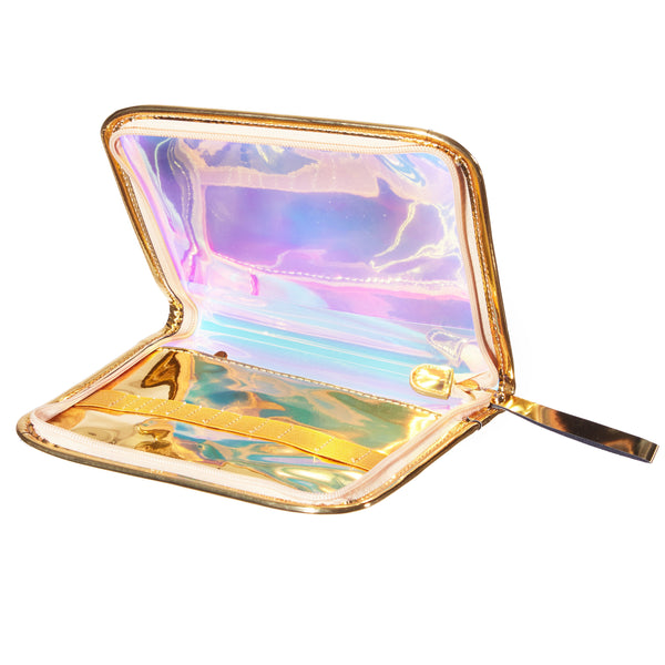 Holographic Needle Case