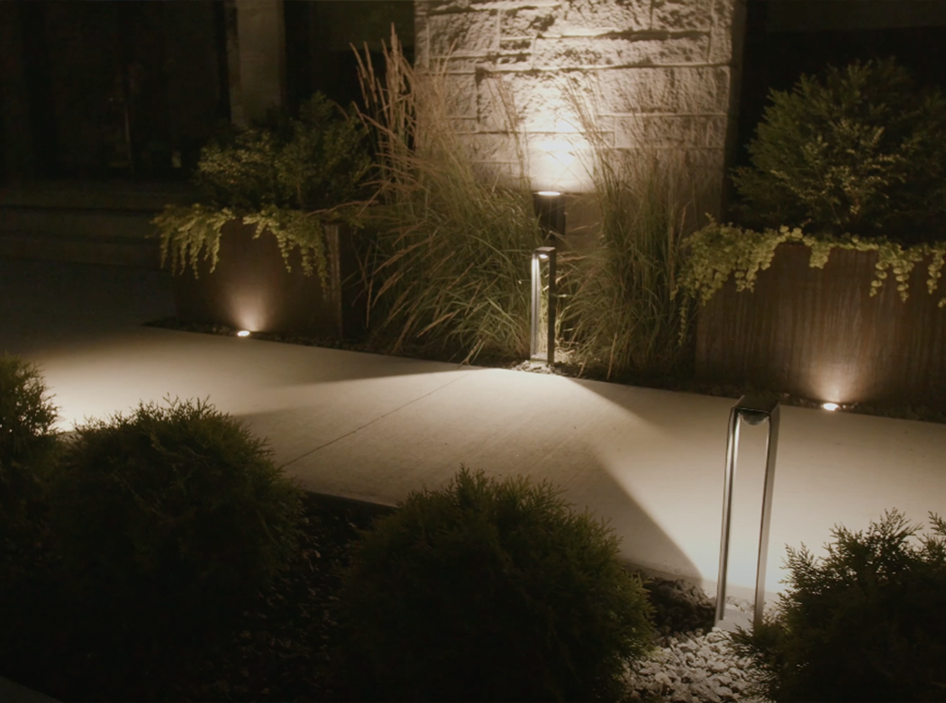 Create unique path lighting with the ACE HIGH