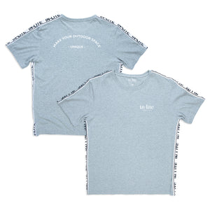 Logo Strip Tee (S)