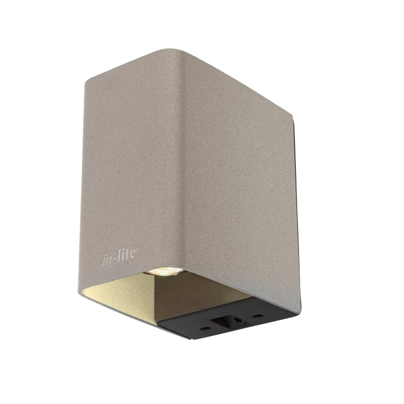 ACE DOWN ‒ 4'' Exterior Wall Light