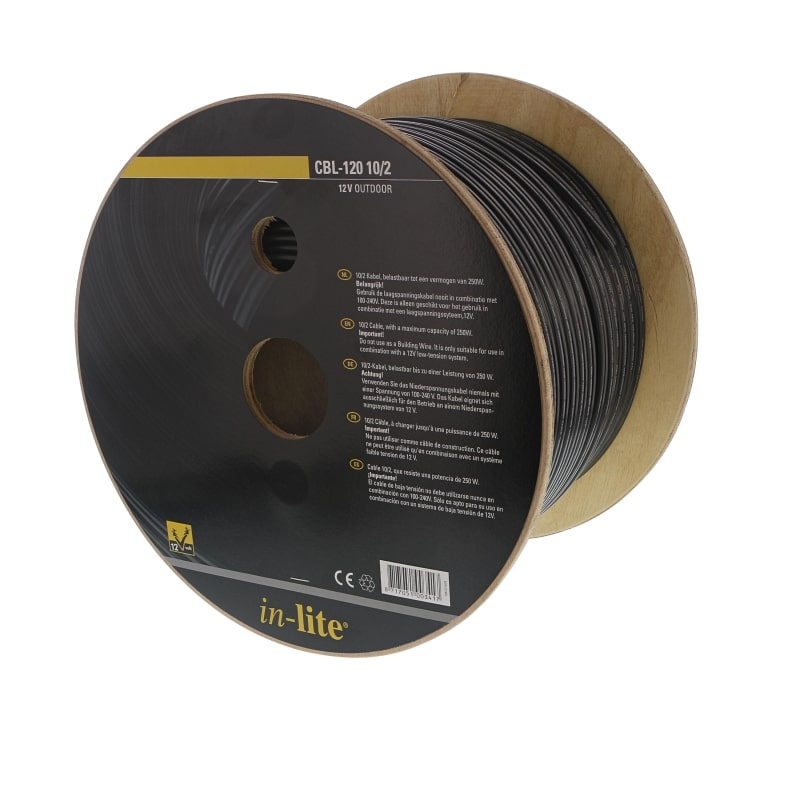 246 ft Low-Voltage Cable (12/2)