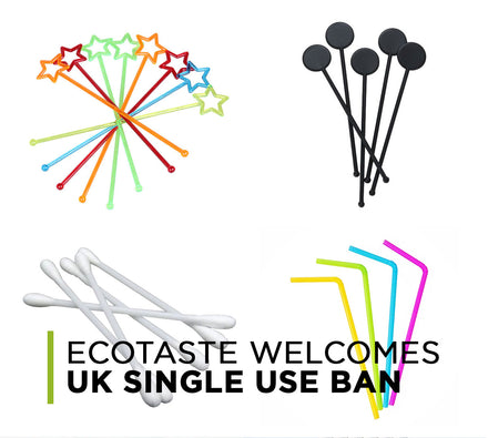 The UK Plastic Straw Ban