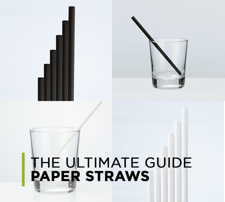 The ultimate buying guide to Paper Straws