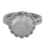Ornate Gemstone Ring