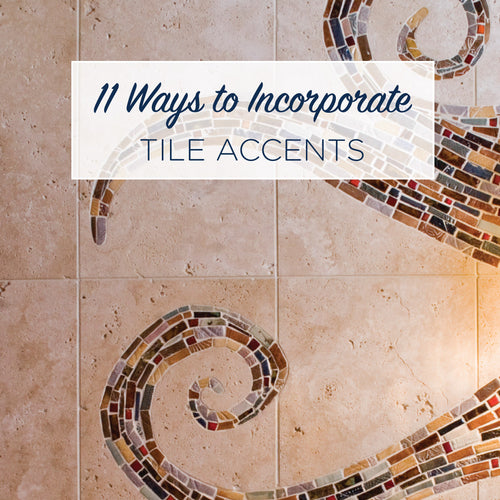11 Ways to Incorporate Tile Accents