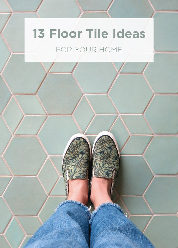 13 Floor Tile Ideas For Your Home