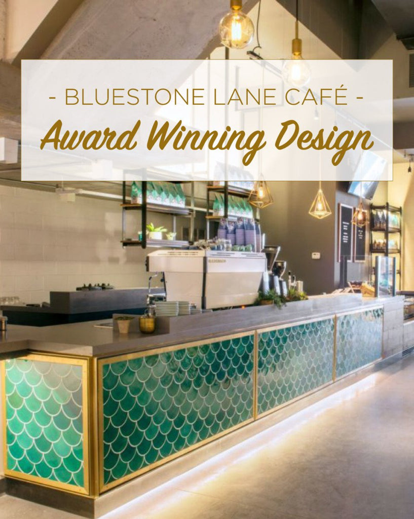 Award Winning Design - Bluestone Lane Cafe