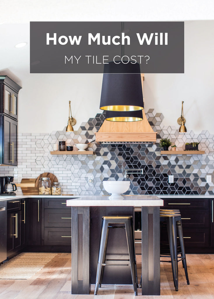 How Much Will Your Ceramic Mosaic Tile Backsplash Cost ...
