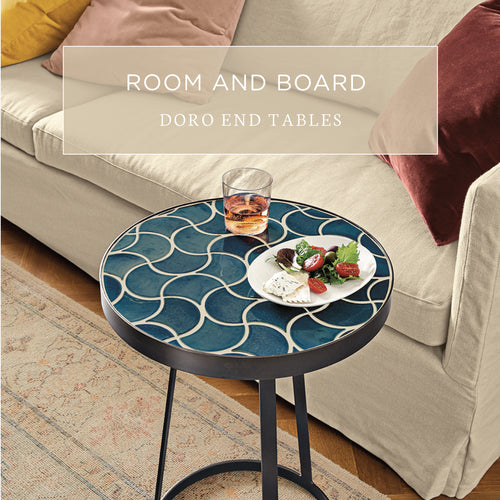 Room and Board Doro End Tables