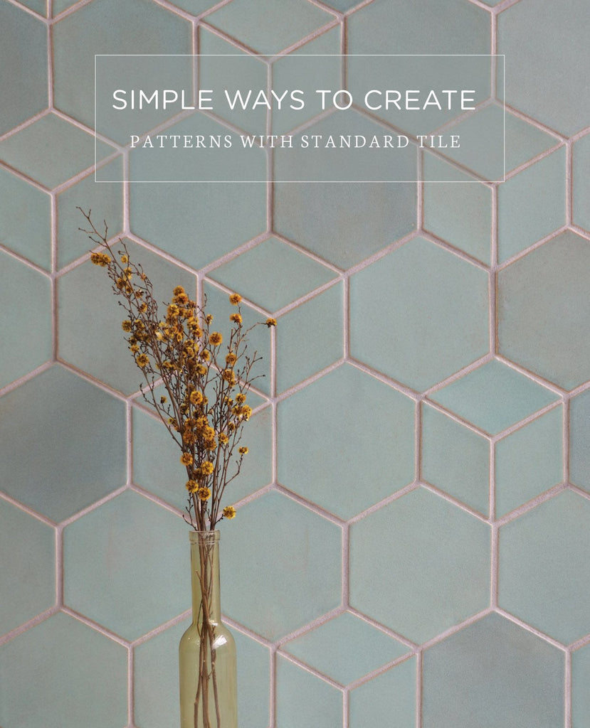 9 Budget Friendly Creative Tile Patterns Mercury Mosaics