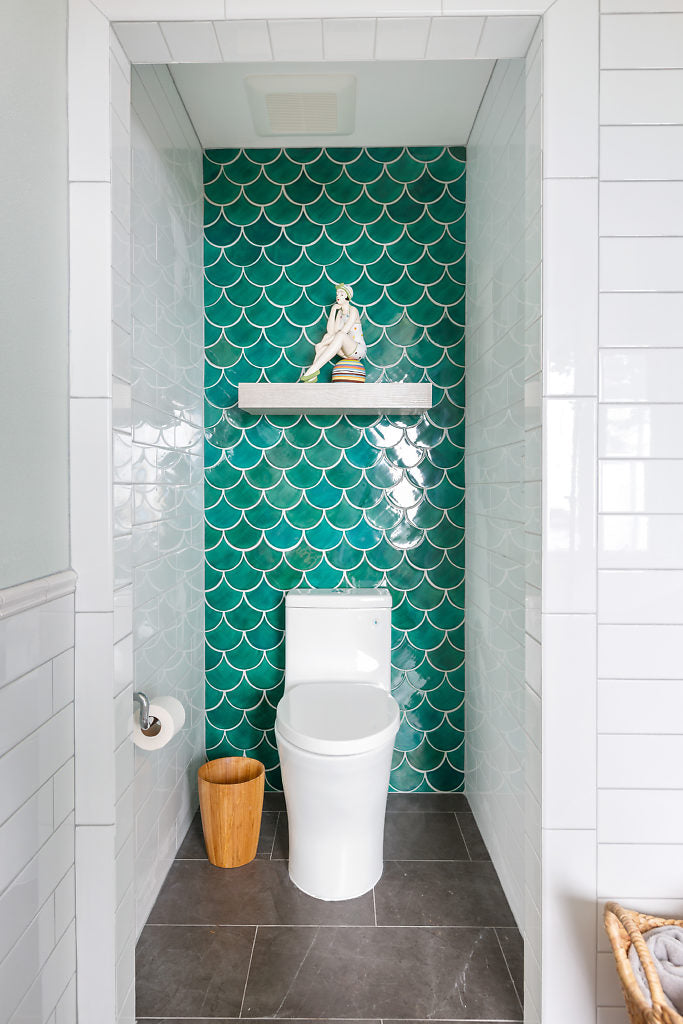 sea mist fish scale tile bathroom oasis
