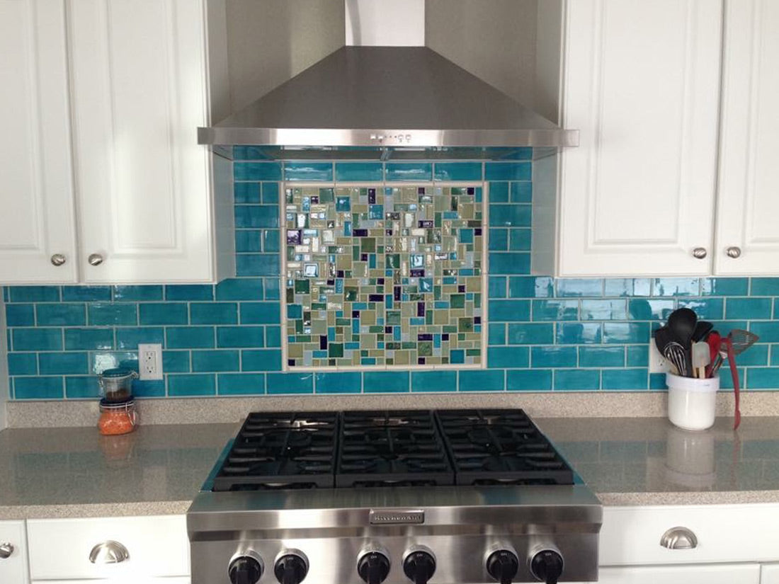 FindyourbestshapePinterest Let's Find Your Best Shape - For Tile All Residential Tile Inspiration   1015e-caribbean-blue-backsplash Let's Find Your Best Shape - For Tile All Residential Tile Inspiration