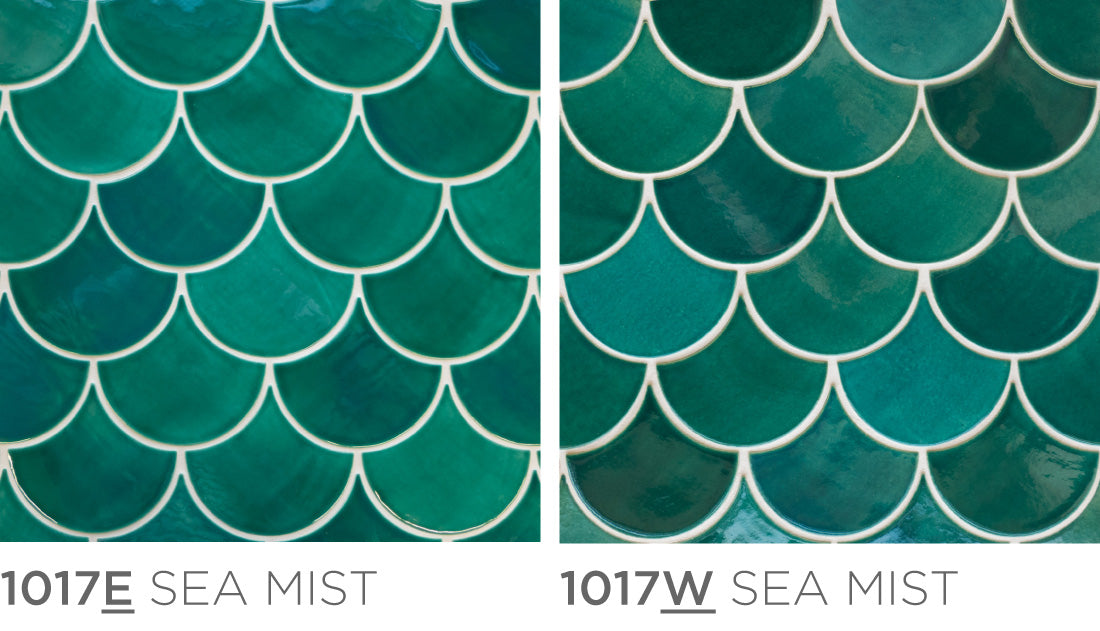 Glaze101 Glaze 101: Our Guide to Understanding Glazes! Tile Education   ClayBody2 Glaze 101: Our Guide to Understanding Glazes! Tile Education   1017E-1017W-SeaMist Glaze 101: Our Guide to Understanding Glazes! Tile Education
