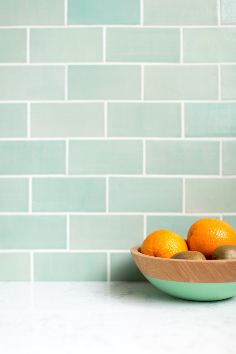 What Is The Best Kitchen Tile Size Mercury Mosaics