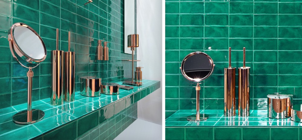 Header_2-3.15.16-1000x855 Green With Envy: 3 Kitchens That Pair Green Tile & Copper Accents All   Get-the-look Green With Envy: 3 Kitchens That Pair Green Tile & Copper Accents All   Bathroom-Inspiration-3.15.16 Green With Envy: 3 Kitchens That Pair Green Tile & Copper Accents All