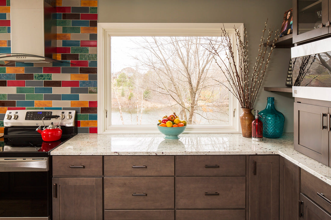 - 5 Ways To Go Bold : Unique Colored Subway Tile Mercury Mosaics