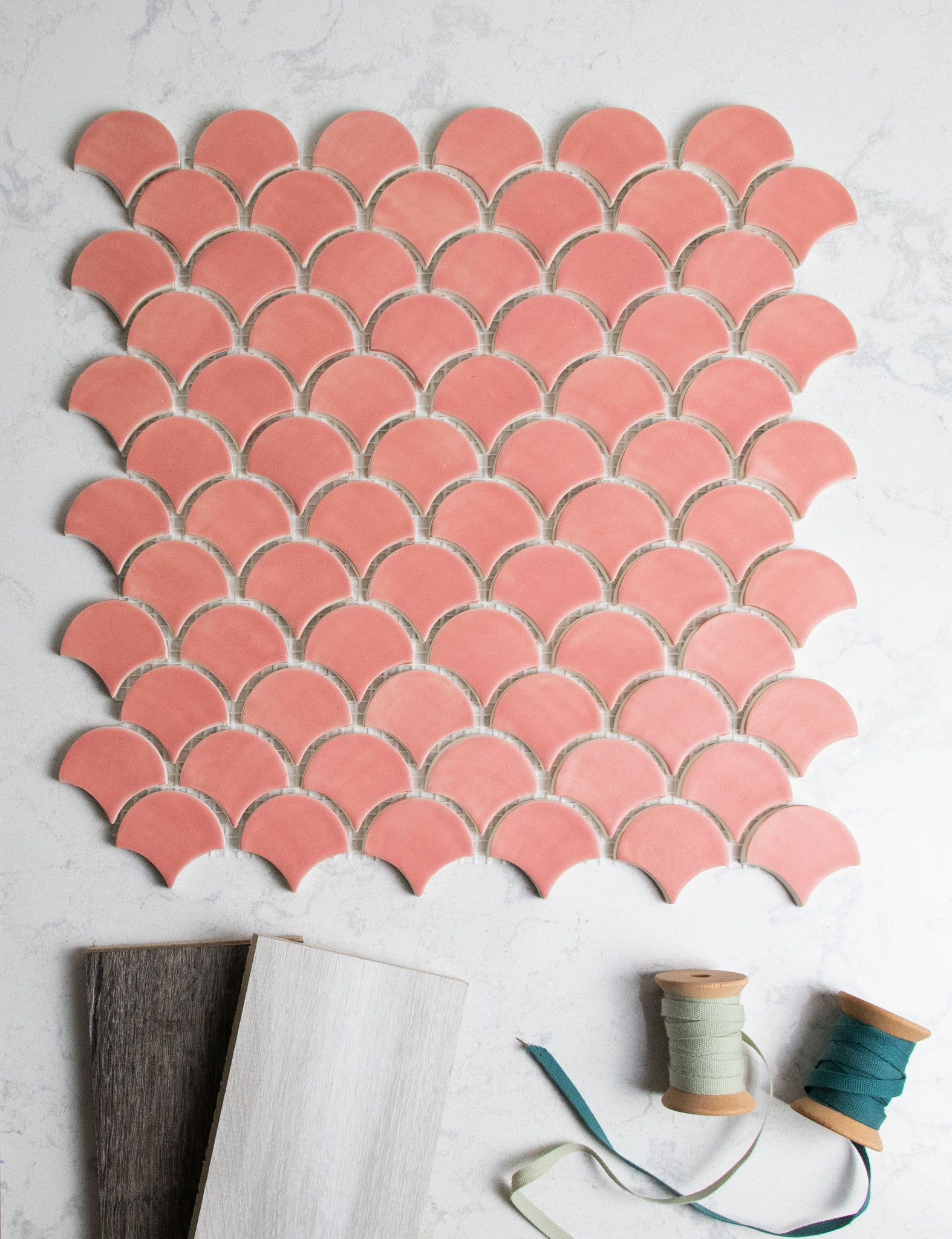 Complementary Color Palette Tile