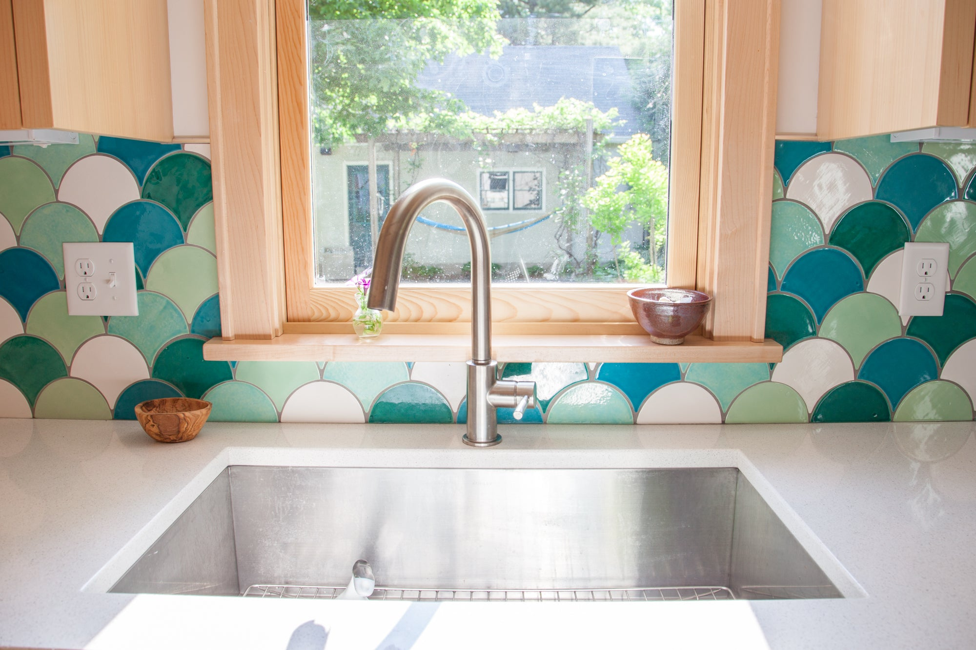 8 Areas To Use Ceramic Tile In Your Home Mercury Mosaics