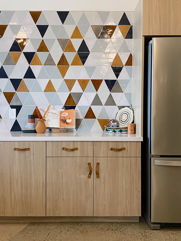 foxwell blend triangle tile