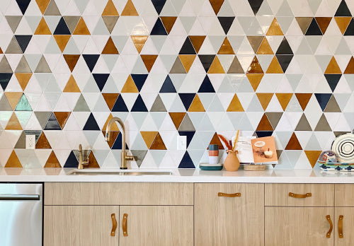 We're Mixing It Up With Handmade Tile