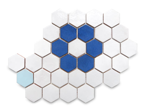 Hexagon Flower Pattern