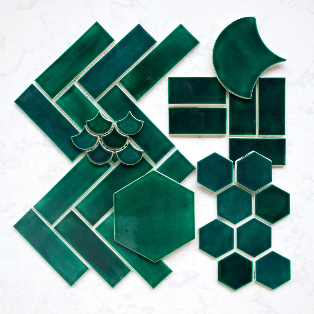 Bluegrass Glazed Tile