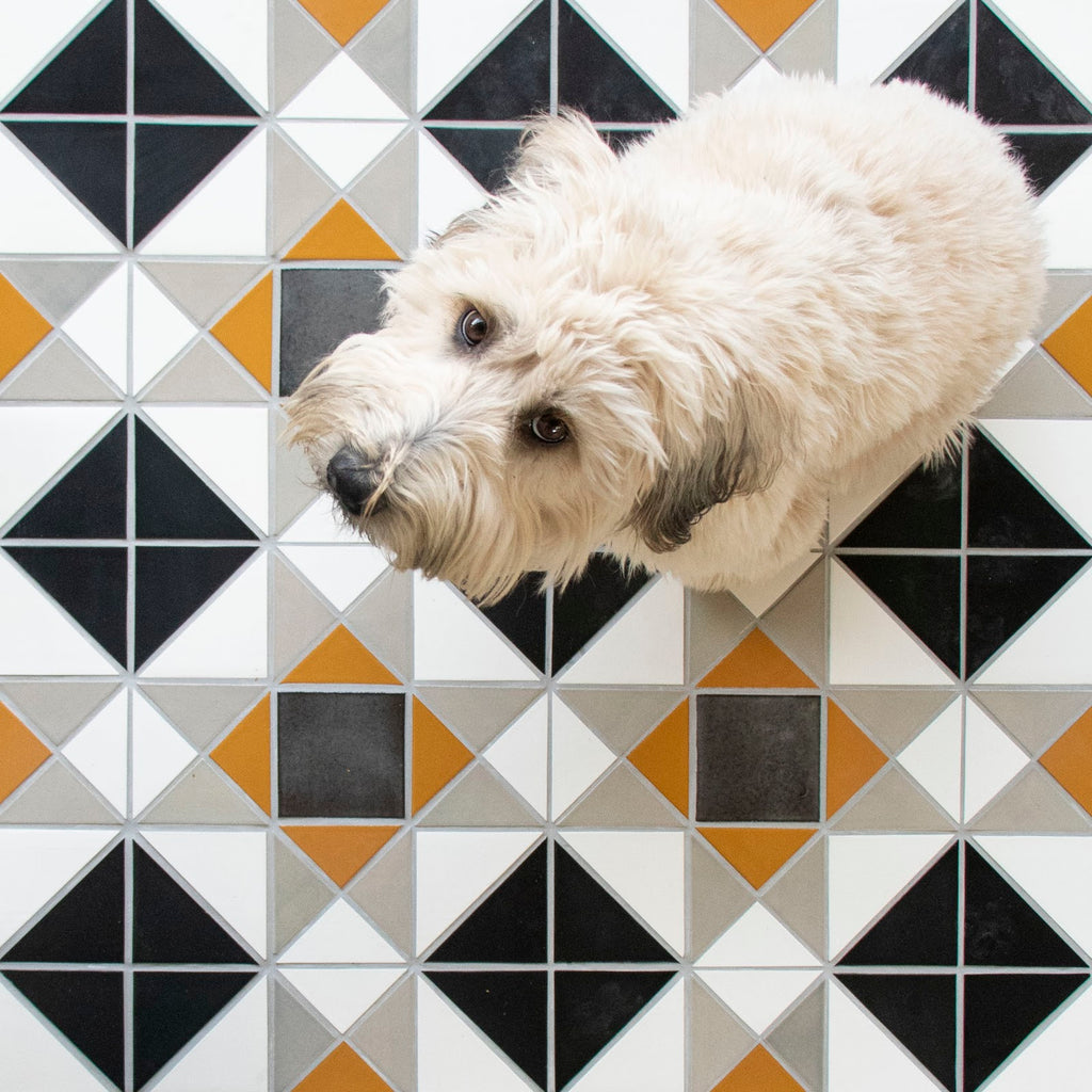Art Deco Mosaic Tile
