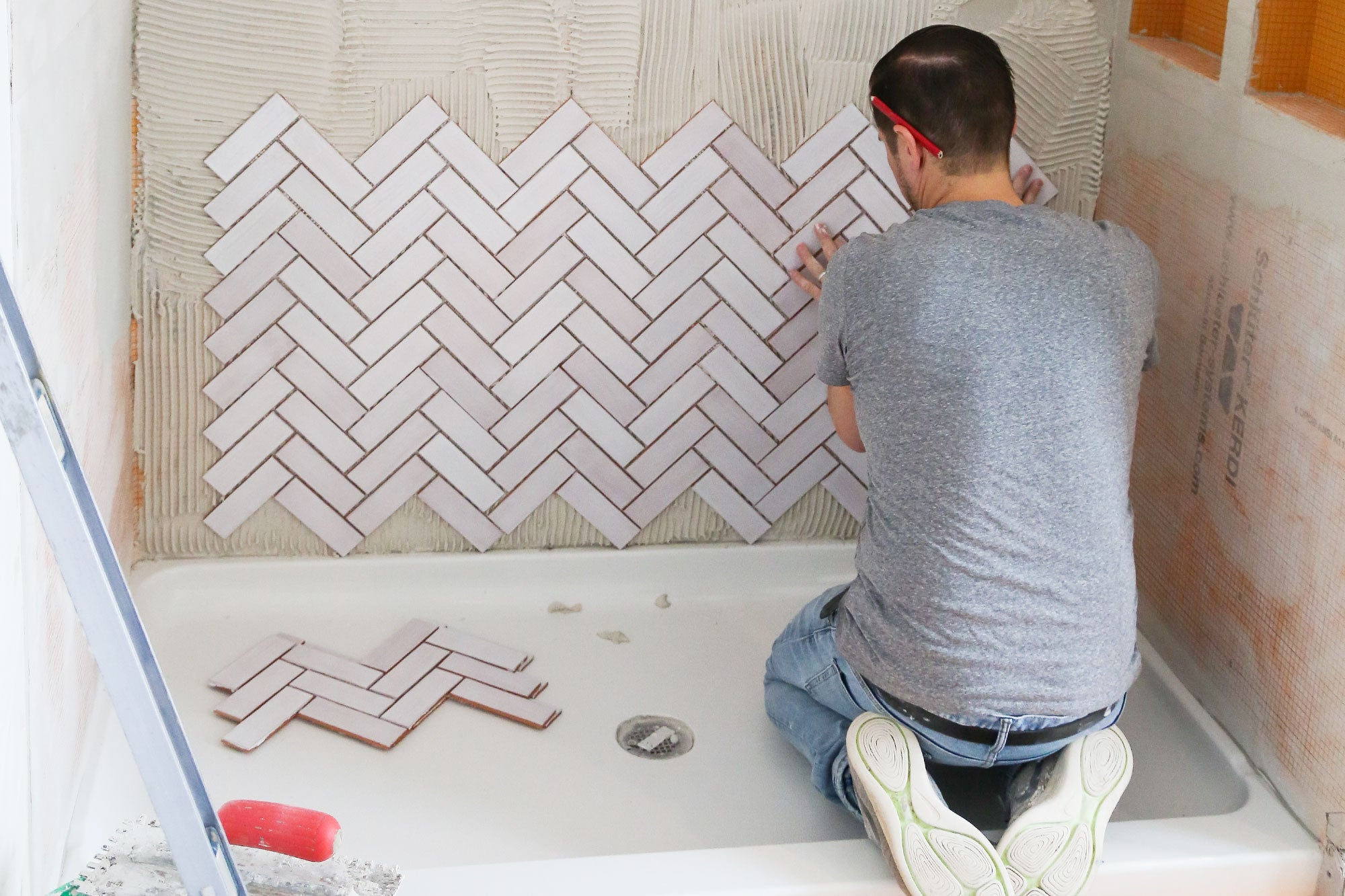 Installing Ceramic Tile At Home
