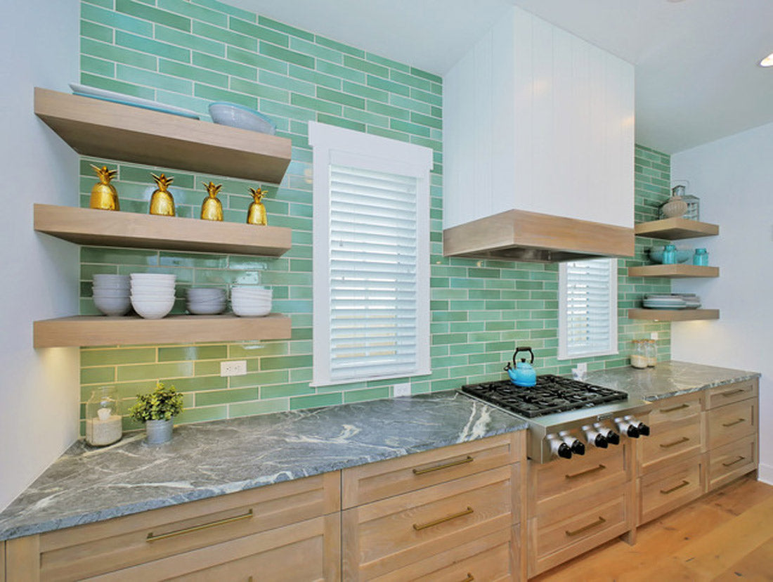 - 5 Examples Of Color Personality With Subway Tile – Mercury Mosaics