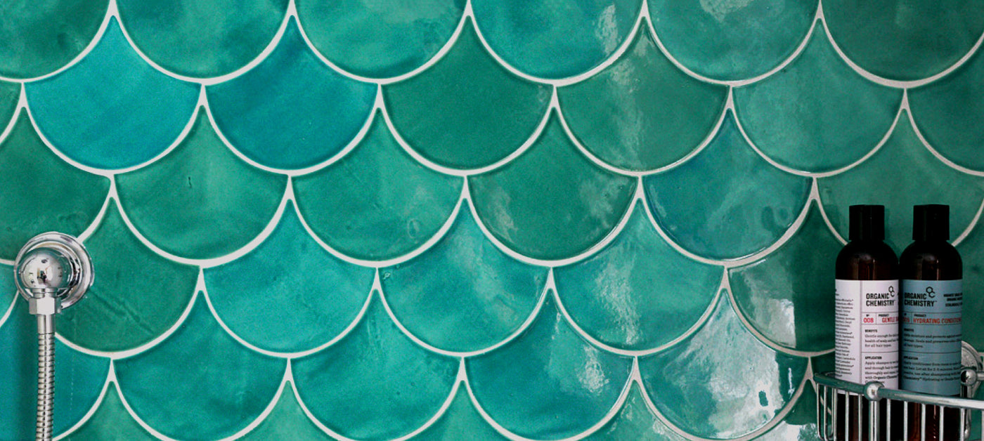 Beautiful Handmade Ceramic Tiles Made In America Mercury Mosaics