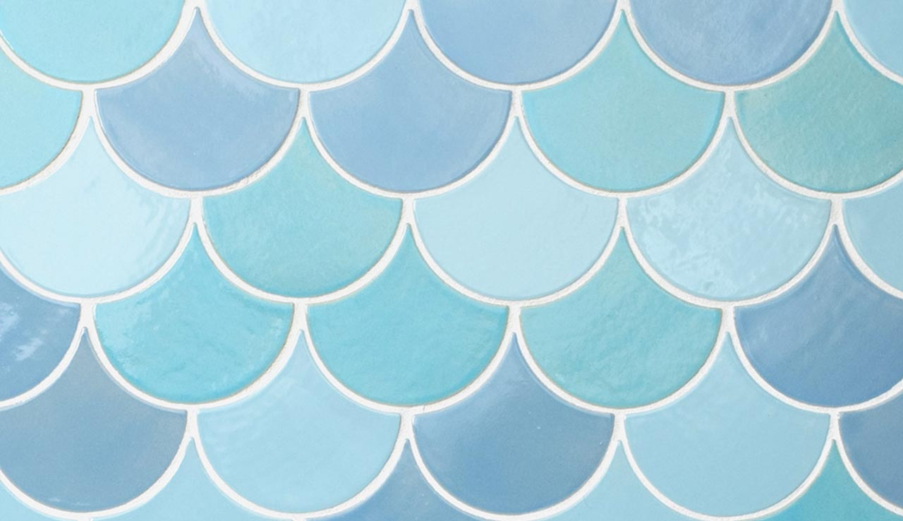 Beautiful Handmade Ceramic Tiles Made in America | Mercury Mosaics