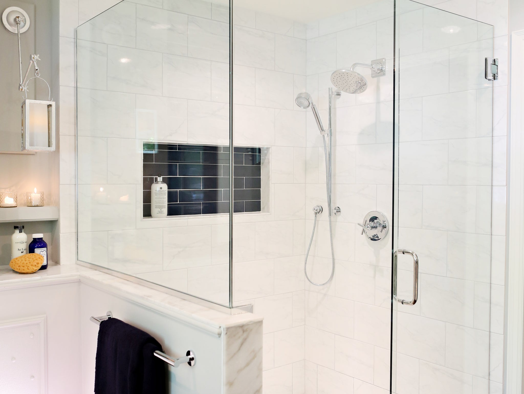 How To Plan For Your Bathroom Niche Mercury Mosaics